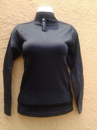 lote de 10 blusas térmica cuello alto/bajo afelpado