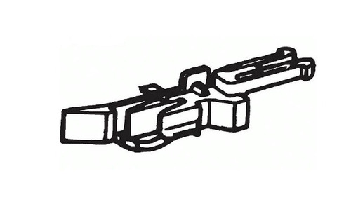 lote de 10 enganches de proximidad para cajita nem-362- roco