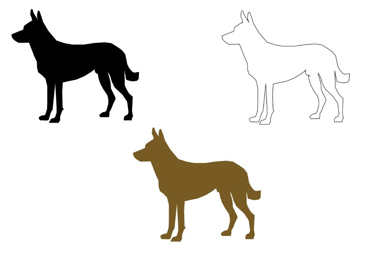 Perfecto Perro Caniche Para Colorear Fotos - Dibujos Para Colorear ...