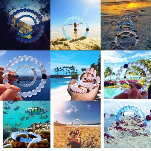 lote de 10 pulsera brazalete lokai accesorios moda bisuteria