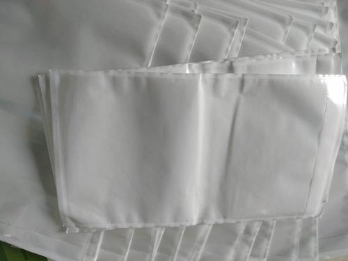 lote de 100 pzs sobre portaguía canguro 14.5 x 25.5 cm