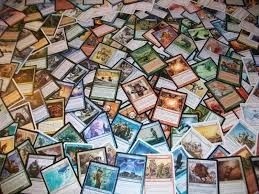 lote de 1000 comunes magic the gathering