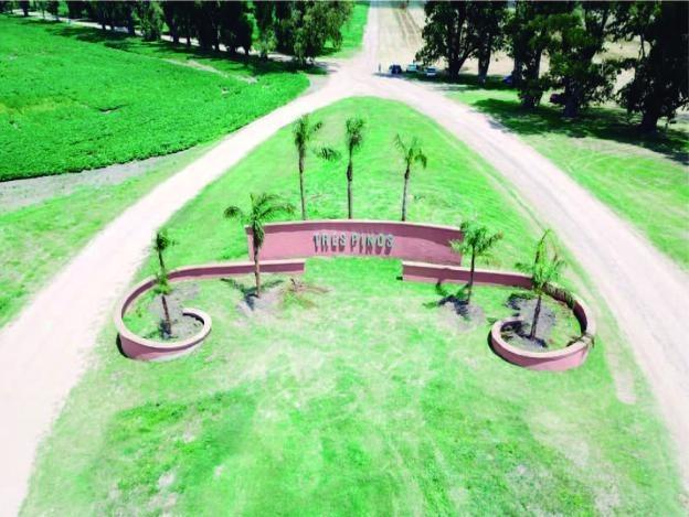 lote de 1000 m2 en barrio privado los tres pinos - gral. rodriguez