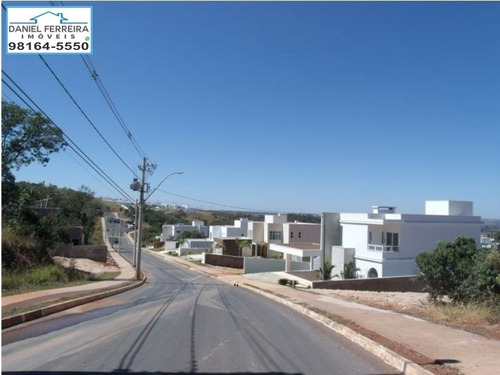 lote de 1.000m² com vista - condomínio santa monica - te00001 - 4241942