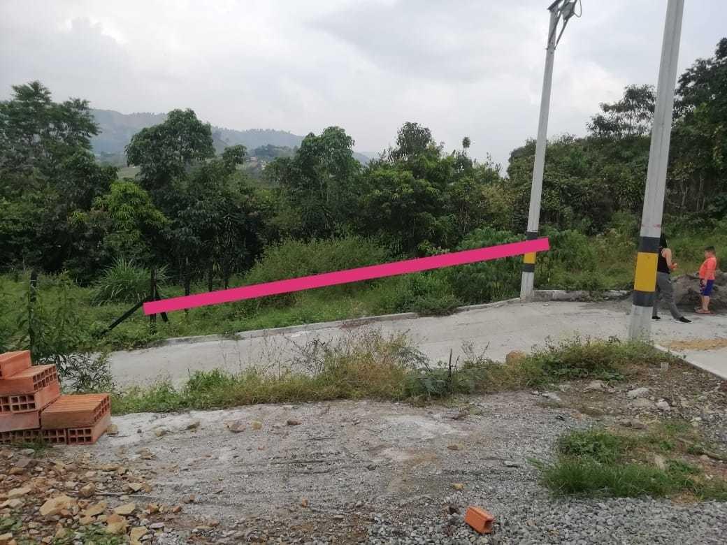 lote de 100m2 en el municipio de amaga
