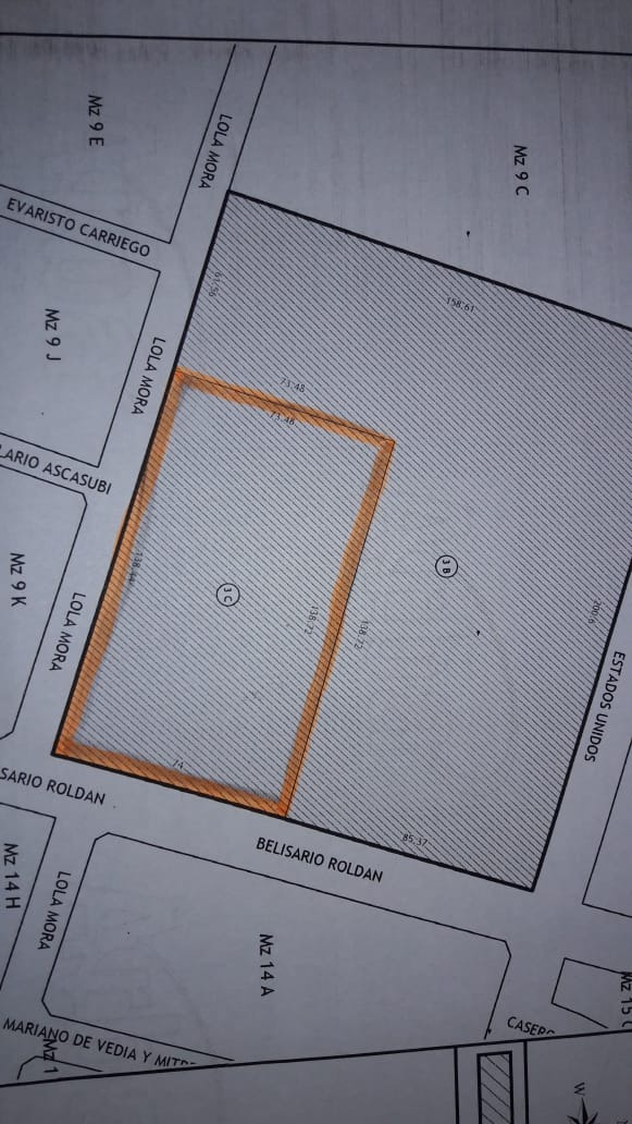 lote de 10.200m2 divisible ideal loteo