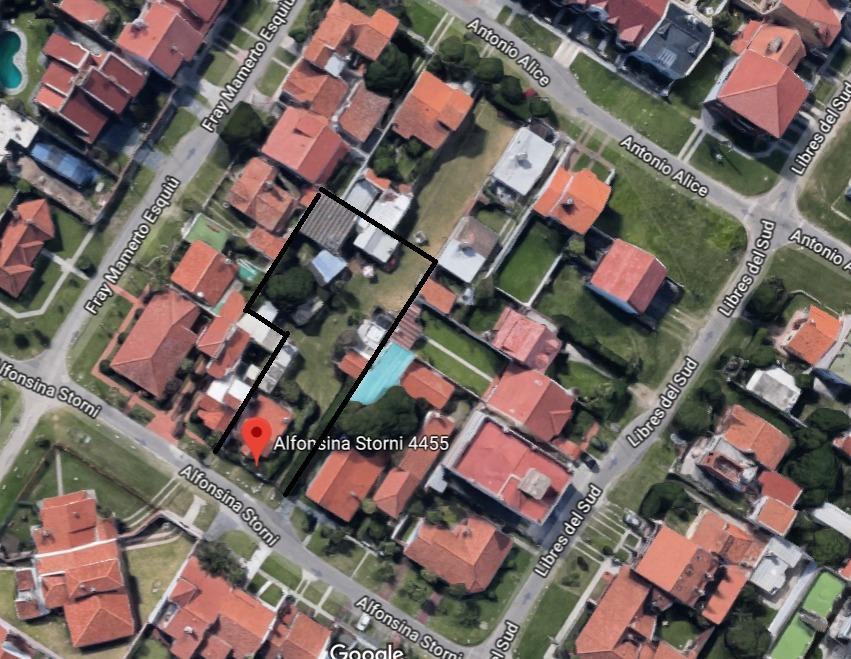 lote de 1156 mts. barrio zacagnini