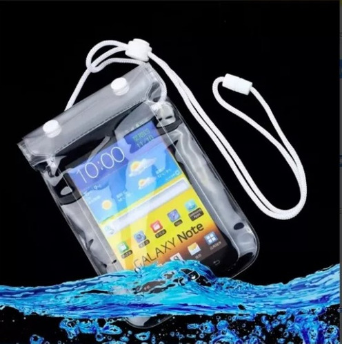 lote de 12 funda bolsa sumergible 100% a prueba de agua