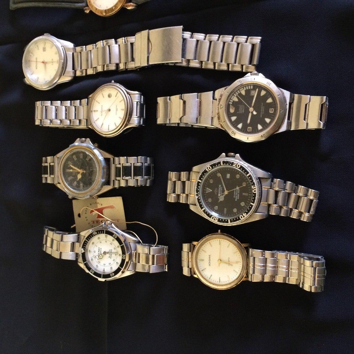 6b47831555b ... relógios de pulso masculinos varias marcas. Carregando zoom.