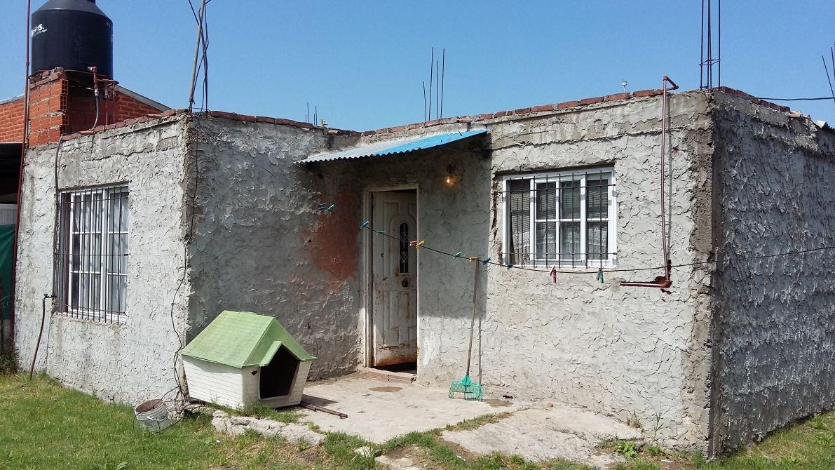 lote de 12 x 29 con construcción de 35 m²