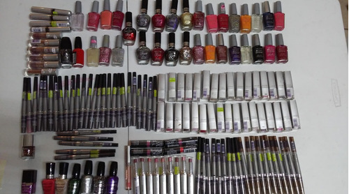 lote de 140 cosmeticos wetnwild