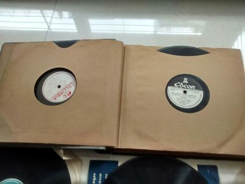 lote de 15 discos de pastas