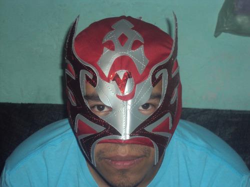 lote de 15 mascaras de luchadores adulto modelos envio grati