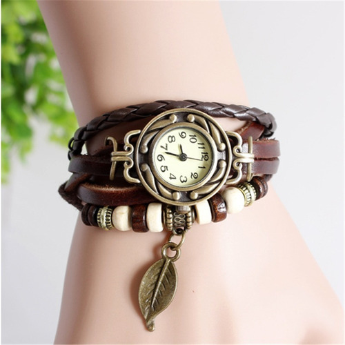 lote de 15 relógio feminino vintage atacado para revender