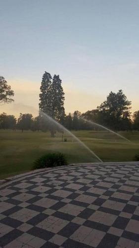 lote de 1500m2 en country rosario golf