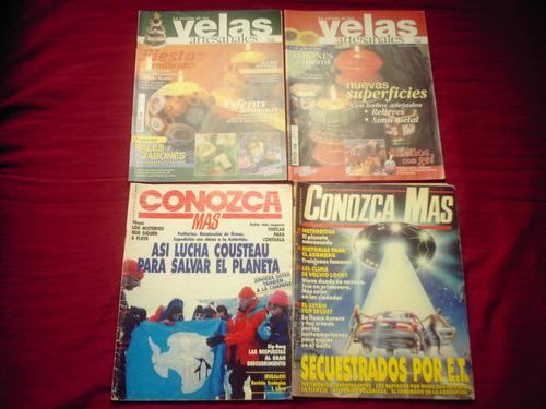 lote de 16 revistas