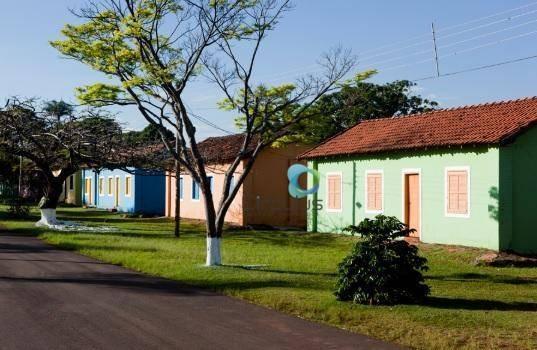 lote de 1732 m² no residencial fazenda santa maria - te0934