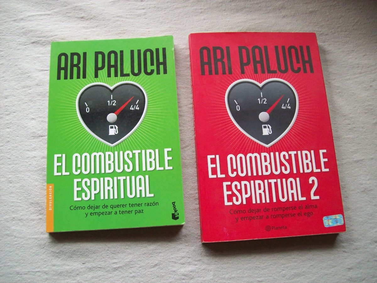 libros de ari paluch