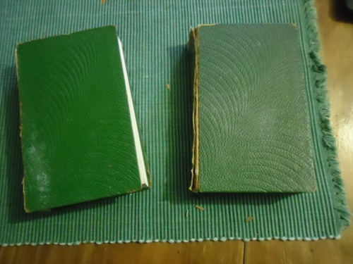 lote de 2 libros obras de malaparte