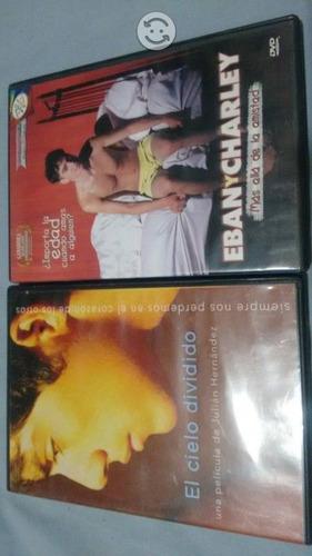 lote de 2 peliculas en dvd originales