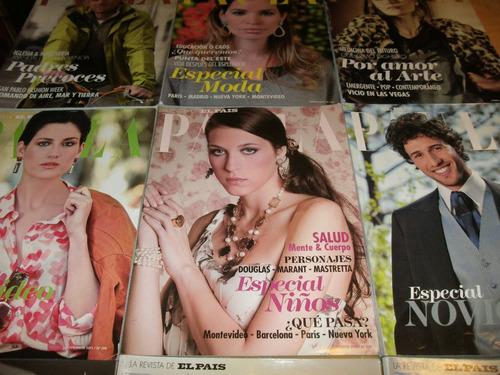 lote de 2 revistas paula (662)