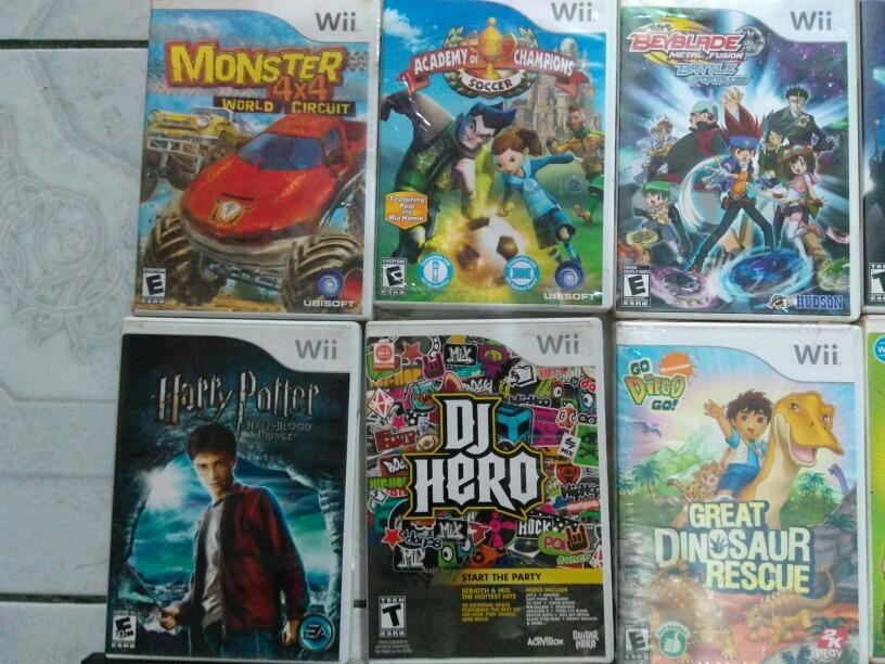 Juegos Para Wii 2019
