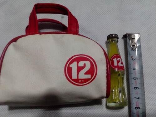 lote de 21 mini botella coleccionables década del 70 al 80
