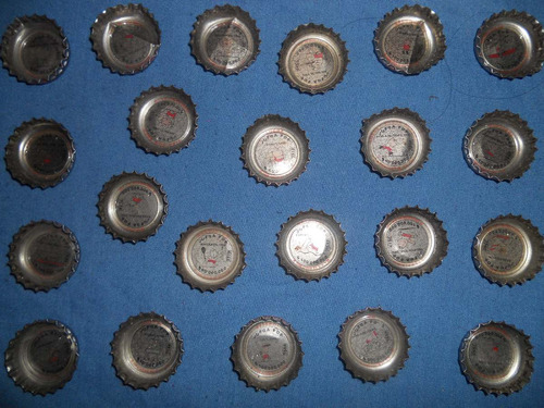 lote de 22 corcholatas diferentes coca cola ( barcelona 92 )