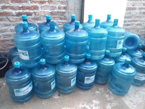 lote de 24 bidones agua de mesa