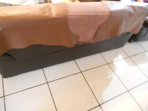 lote de 24 pieles de ovino metisse calf de treviño  remate