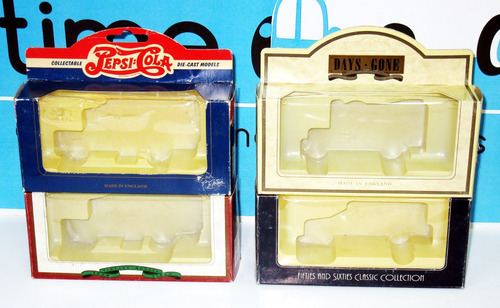 lote de 26 cajas originales days gone - made in england