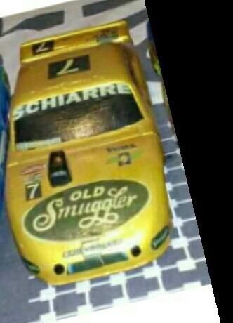 lote de 3 autos de plastico inflado tc retro pintados a mano