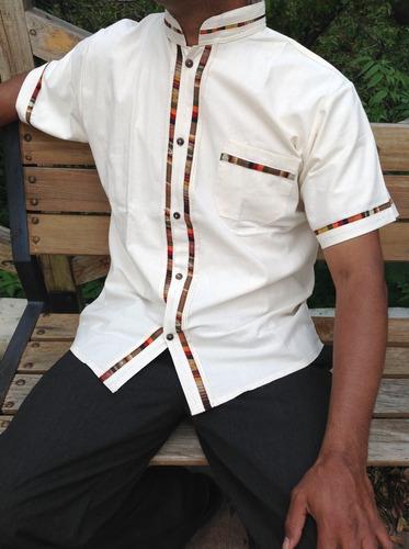 lote de 3 camisas guayaberas para caballero