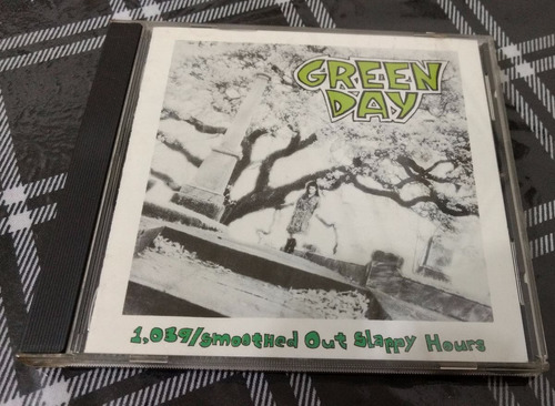 lote de 3 cds de green day originales, importados