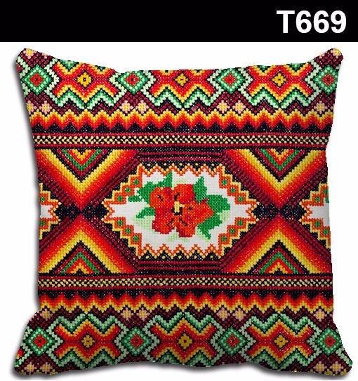 Lote De 3 Cojines De Temas Mexicanos   $ 297.00 en Mercado Libre