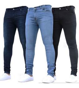 7843aeef1 Lote De 3 Jeans Skinny Entubado Con Envió Gratis
