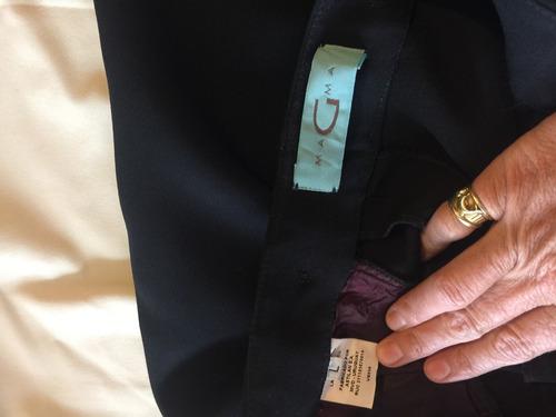 lote de 3 pantalones de marca ,zara ,magma y express america