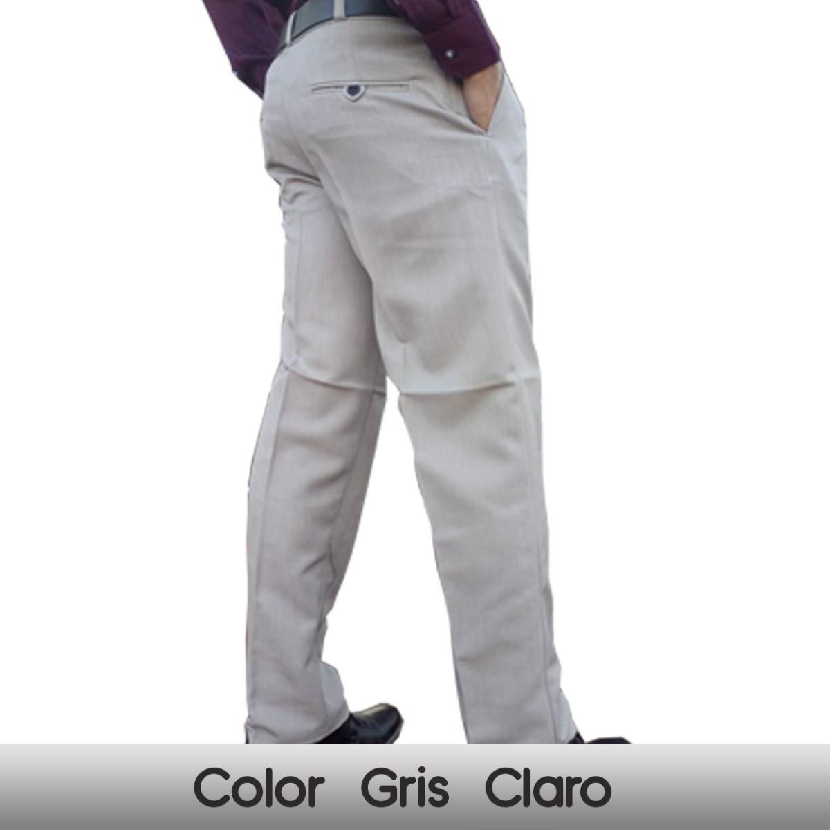 Lote De 3 Pantalones De Vestir Caballero Envio Gratis -   600.00 en ... 768d1c644d8
