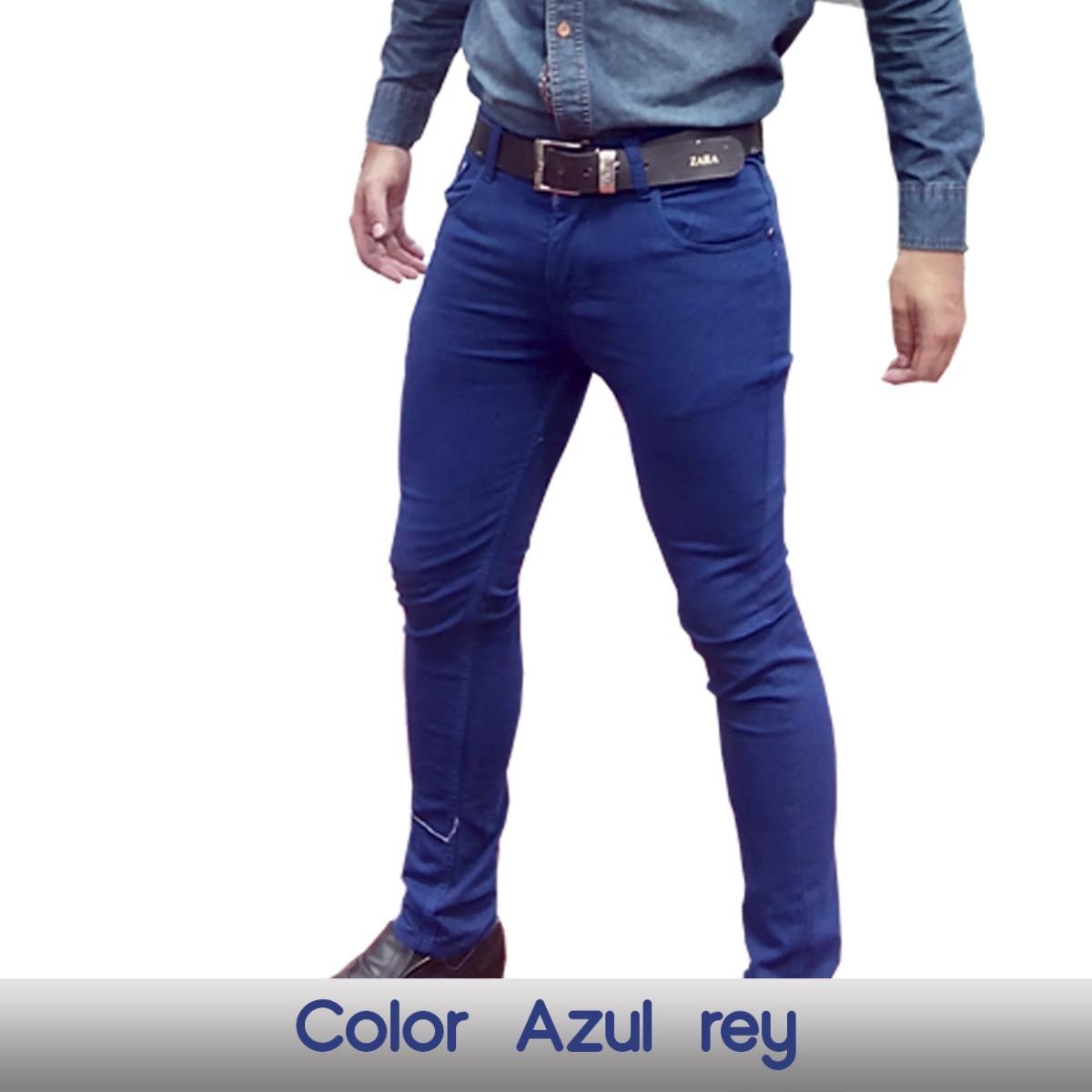6ec4bd543 Lote De 3 Pantalones Para Hombre Corte Skinny Entubados - $ 750.00 ...
