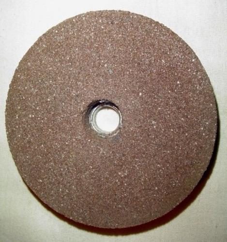 lote de 3 piedras abrasivas rojas - grano fino