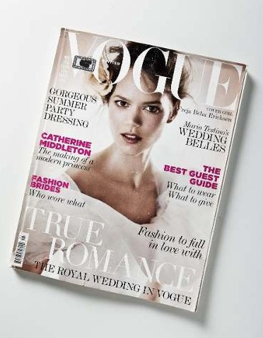 lote de 3 revistas vogue(gisele bündchen-br e importadas)