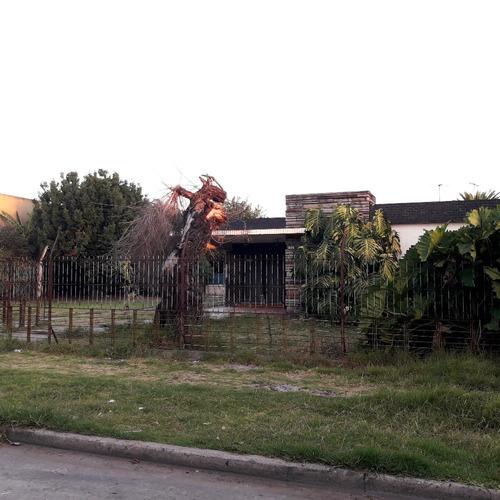lote de 300m2  en venta en villa luzuriaga
