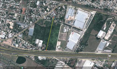 lote de 4 hectáreas frente a panamericana