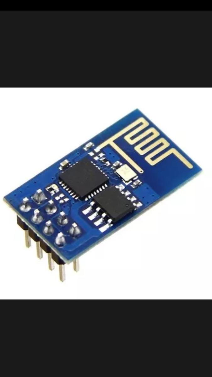 Lote De 4 Modulo Wifi Para Arduino Esp8266