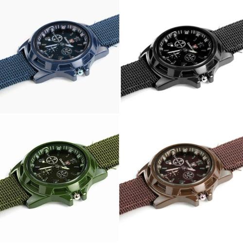 24f1af9745b3 Lote De 4 Relojes Sport Analogos Gemius Army Envío Gratis -   620.00 ...