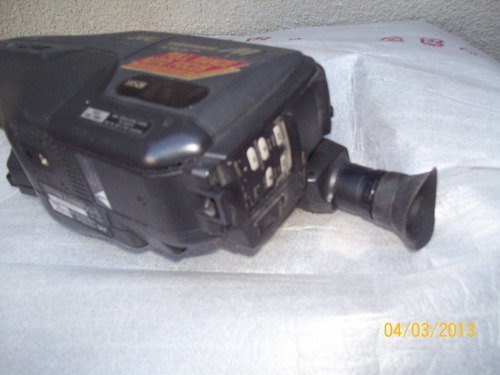 lote de 4 videocamaras sin pila y sin cargador (detalles)