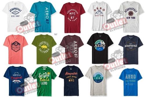 lote de 40 playeras o blusas aeropostale nuevas con etiqueta