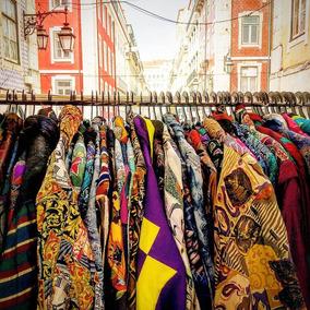 28dbd4aa4 Lote Roupas Inverno Para Brechó - Calçados, Roupas e Bolsas com o Melhores  Preços no Mercado Livre Brasil
