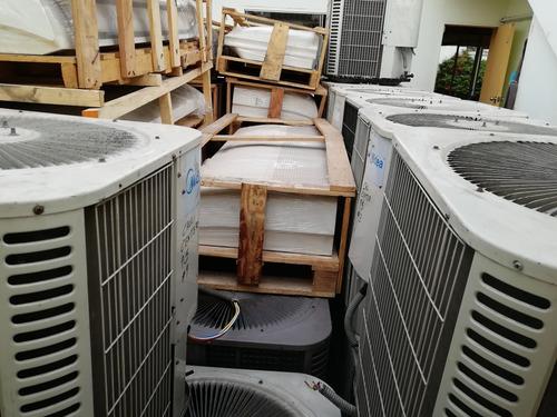 lote de 41 equipos de aire acondiciondo ok.