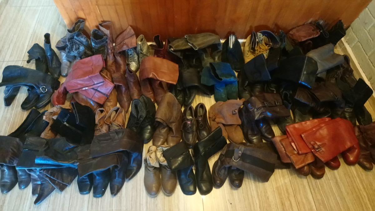 46783c3b590ef lote de 46 botas mujer buenas marcas y en excelente estado. Cargando zoom.